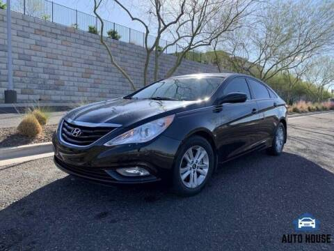 2013 Hyundai Sonata for sale at MyAutoJack.com @ Auto House in Tempe AZ