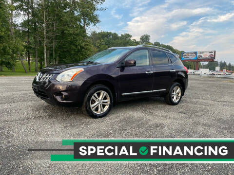 2013 Nissan Rogue for sale at QUALITY AUTOS in Hamburg NJ