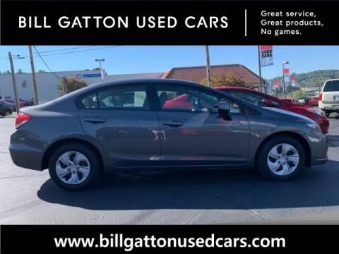 2013 Honda Civic for sale at Bill Gatton Used Cars in Johnson City TN