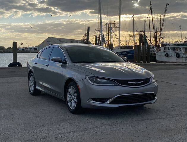 2015 Chrysler 200 for sale at Pioneers Auto Broker in Tampa FL