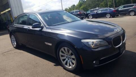 2010 BMW 7 Series for sale at Perfect Auto Sales in Palatine IL