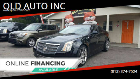 2010 Cadillac CTS for sale at QLD AUTO INC in Tampa FL