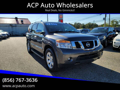 2011 Nissan Armada for sale at ACP Auto Wholesalers in Berlin NJ