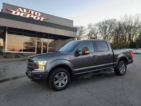 2019 Ford F-150 for sale at Auto Depot - Smyrna in Smyrna TN