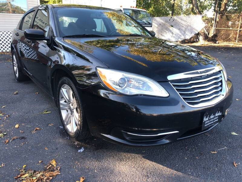 2011 Chrysler 200 for sale at PARK AVENUE AUTOS in Collingswood NJ