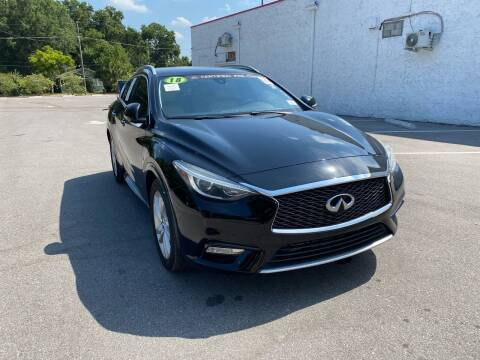 2018 Infiniti QX30 for sale at LUXURY AUTO MALL in Tampa FL