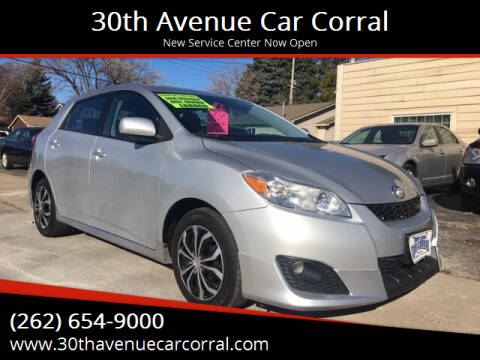 2009 Toyota Matrix for sale at 30th Avenue Car Corral in Kenosha WI