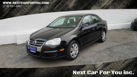 2009 Volkswagen Jetta for sale at Next Car For You inc. in Brooklyn NY