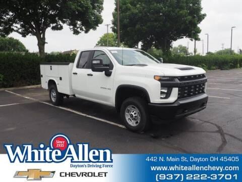 2020 Chevrolet Silverado 2500HD for sale at WHITE-ALLEN CHEVROLET in Dayton OH