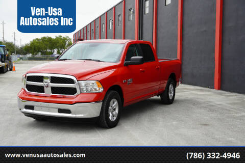 2019 RAM Ram Pickup 1500 Classic for sale at Ven-Usa Autosales Inc in Miami FL