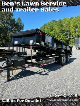 2021 Doolittle MD821614K for sale at Ben's Lawn Service and Trailer Sales in Benton IL