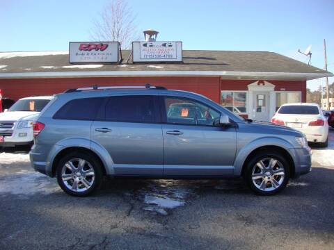 2010 Dodge Journey for sale at G and G AUTO SALES in Merrill WI