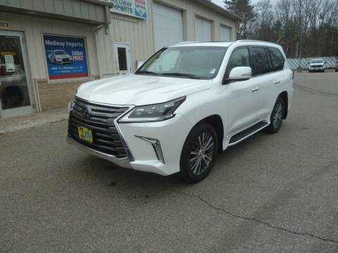 2019 Lexus LX 570 for sale at Medway Imports in Medway MA