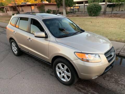 2007 Hyundai Santa Fe for sale at Premier Motors AZ in Phoenix AZ