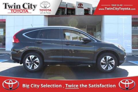 2015 Honda CR-V for sale at Twin City Toyota in Herculaneum MO
