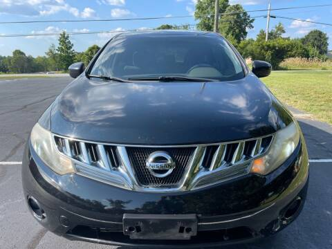 2009 Nissan Murano for sale at SHAN MOTORS, INC. in Thomasville NC