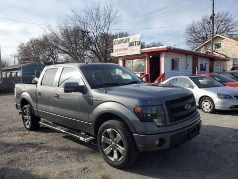 2013 Ford F-150 for sale at Crosby Auto LLC in Kansas City MO