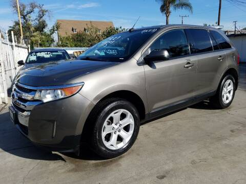 2013 Ford Edge for sale at Olympic Motors in Los Angeles CA