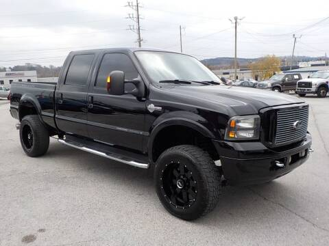2005 Ford F-350 Super Duty for sale at C & C MOTORS in Chattanooga TN