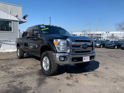2014 Ford F-250 Super Duty for sale at 355 North Auto in Lombard IL
