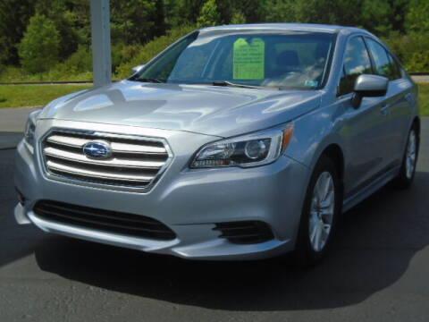 2017 Subaru Legacy for sale at Rogos Auto Sales in Brockway PA