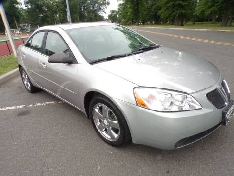2006 Pontiac G6 for sale at TJS Auto Sales Inc in Roselle NJ