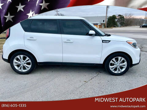 2015 Kia Soul for sale at Midwest Autopark in Kansas City MO