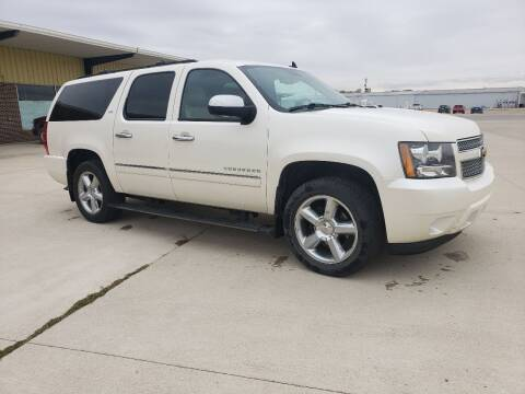 2013 Chevrolet Suburban for sale at BROTHERS AUTO SALES in Eagle Grove IA
