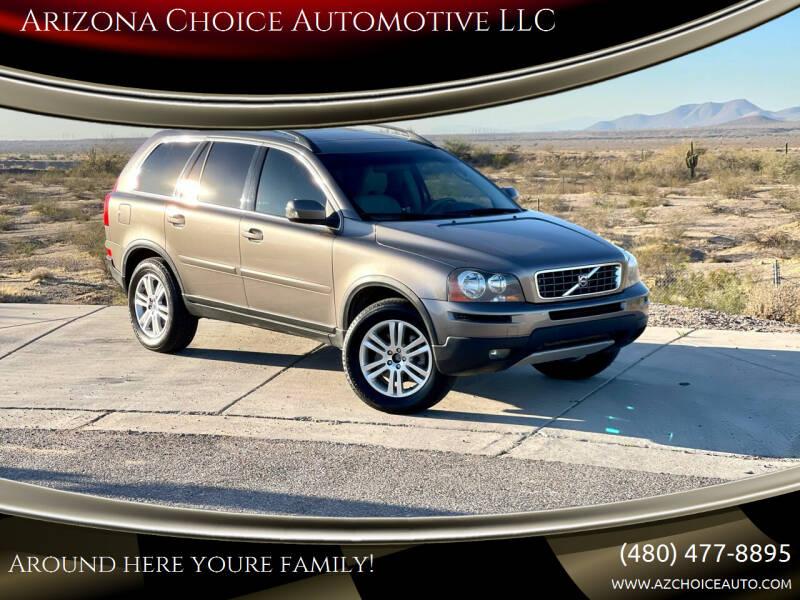 2010 Volvo XC90 for sale at Arizona Choice Automotive LLC in Mesa AZ