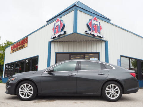 2017 Chevrolet Malibu for sale at DRIVE 1 OF KILLEEN in Killeen TX