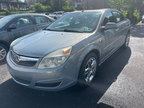 2007 Saturn Aura for sale at Fellini Auto Sales & Service LLC in Pittsburgh PA
