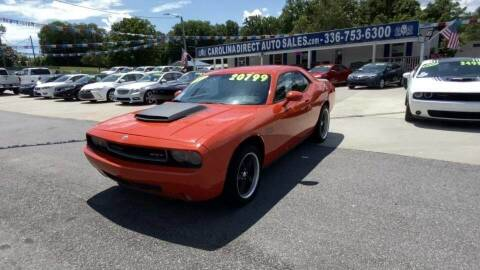 2009 Dodge Challenger for sale at Cj king of car loans/JJ's Best Auto Sales in Troy MI