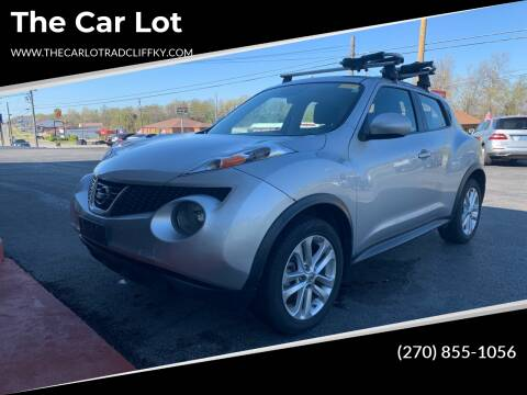 2013 Nissan JUKE for sale at The Car Lot in Radcliff KY