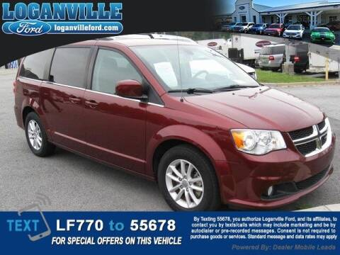 2019 Dodge Grand Caravan for sale at Loganville Quick Lane and Tire Center in Loganville GA