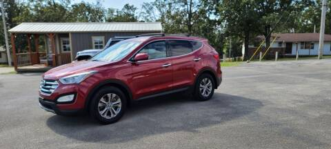 2014 Hyundai Santa Fe Sport for sale at Aaron's Auto Sales in Poplar Bluff MO