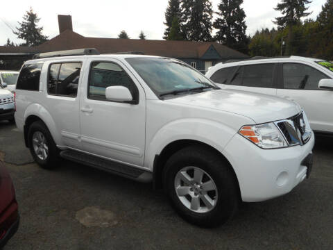 2009 Nissan Pathfinder for sale at Lino's Autos Inc in Vancouver WA