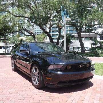 2012 Ford Mustang for sale at Choice Auto in Fort Lauderdale FL