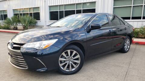 2017 Toyota Camry Hybrid for sale at Houston Auto Preowned in Houston TX