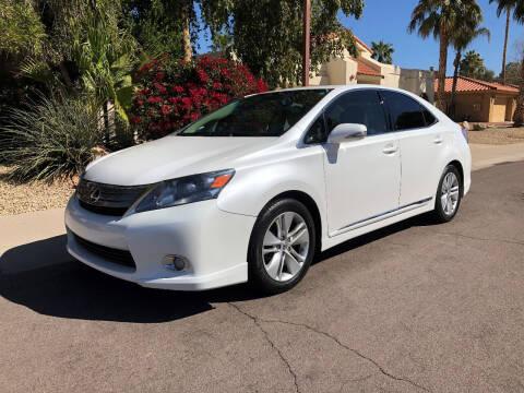 2010 Lexus HS 250h for sale at Arizona Hybrid Cars in Scottsdale AZ