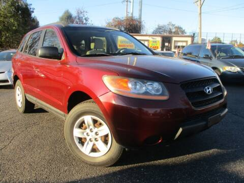 2009 Hyundai Santa Fe for sale at Unlimited Auto Sales Inc. in Mount Sinai NY