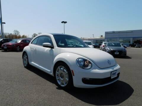 2013 Volkswagen Beetle for sale at Radley Cadillac in Fredericksburg VA