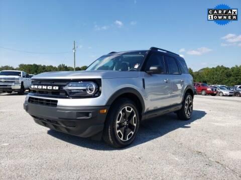 2021 Ford Bronco Sport for sale at Hardy Auto Resales in Dallas GA