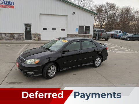 2005 Toyota Corolla for sale at AmericAuto in Des Moines IA