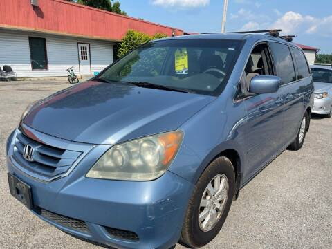 2008 Honda Odyssey for sale at Best Buy Auto Sales in Murphysboro IL