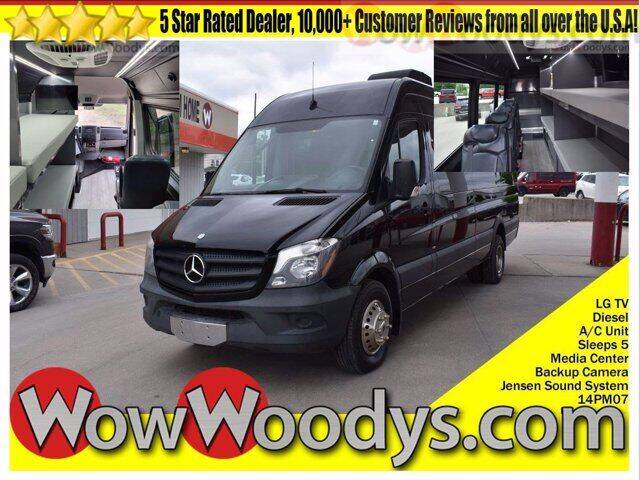 2014 Mercedes-Benz Sprinter Cargo for sale at WOODY'S AUTOMOTIVE GROUP in Chillicothe MO