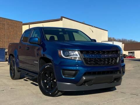 2019 Chevrolet Colorado for sale at Effect Auto Center in Omaha NE