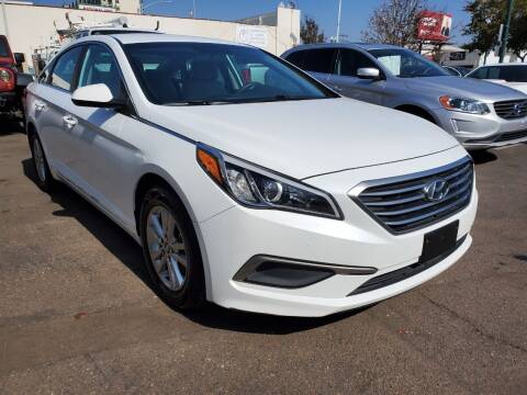 2016 Hyundai Sonata for sale at Convoy Motors LLC in National City CA