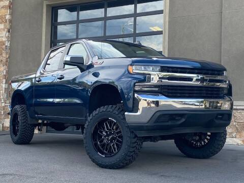 2019 Chevrolet Silverado 1500 for sale at Unlimited Auto Sales in Salt Lake City UT