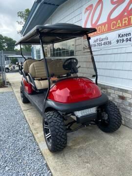 2017 CLUB CAR - 6 SEATER PRECEDENT for sale at 70 East Custom Carts LLC in Goldsboro NC