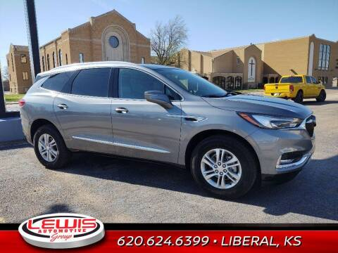 2020 Buick Enclave for sale at Lewis Chevrolet Buick of Liberal in Liberal KS